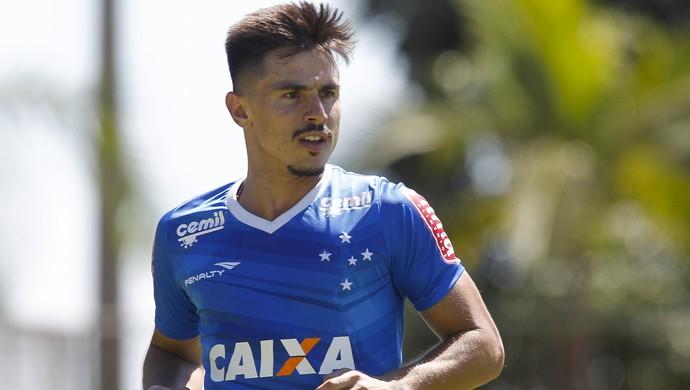 Willian; Cruzeiro (Foto: Washington Alves / Light Press)
