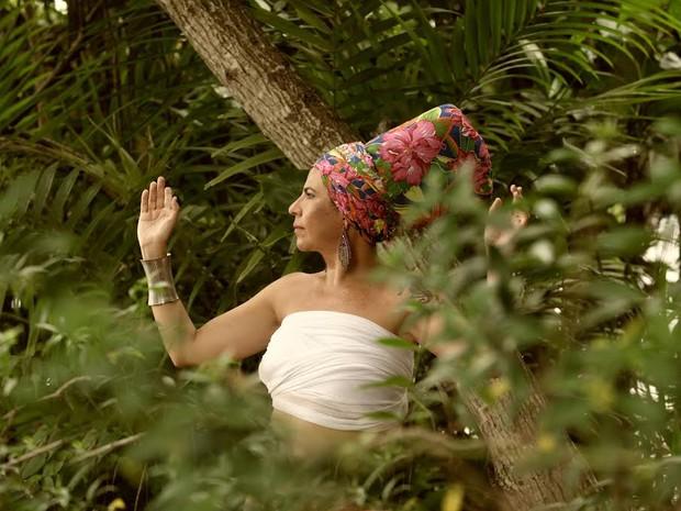Rita Benneditto nem acreditou quando Roberto Carlos a liberou para gravar 'Fé' (Foto: Divulgação)