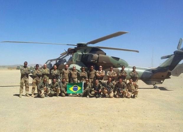 Mali legião estrangeira (Foto: Diego Gonzales/Arquivo Pessoal)