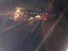 Motorista de ônibus com estudantes de MG morre em acidente