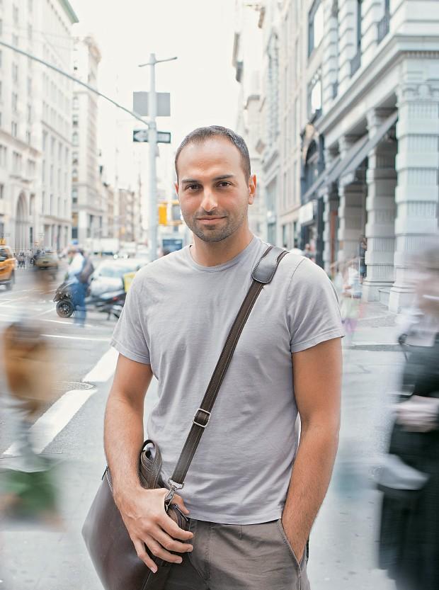 FORÇA JOVEM O ativista Ricken Patel. Suas ações chegaram ao Brasil (Foto: Ian Winstanley)
