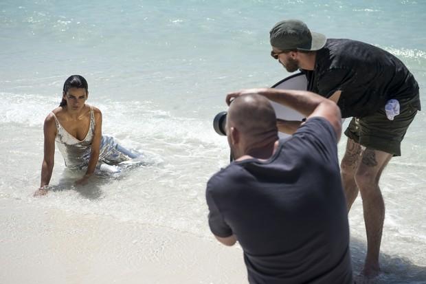 Fernanda Motta estreia como atriz na novela Totalmente Demais (Foto: TV Globo/Divulgação)