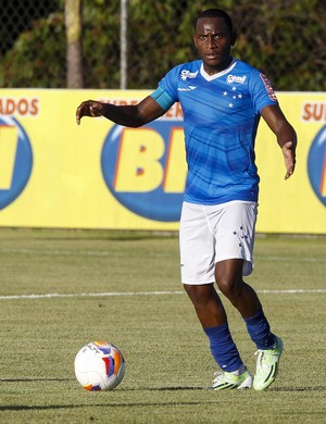 Willians, volante do Cruzeiro (Foto: Washington Alves/Light Press)