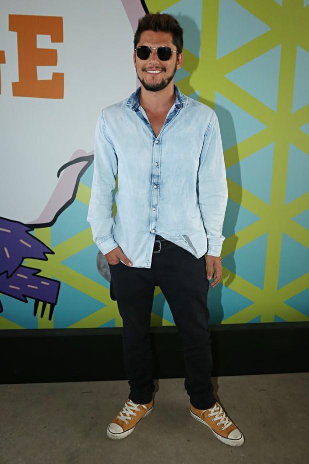 Bruno Gissoni (Foto: Celso Tavares/EGO)