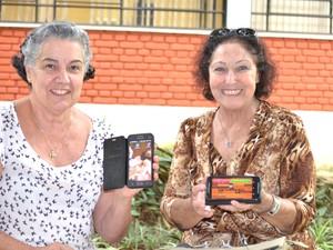 Dupla conta que tecnologia libertou dos filhos (Foto: Carol Malandrino/G1)