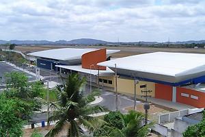 Aeroporto João Suassuna, em Campina Grande (PB) (Foto: Divulgação/Infraero)