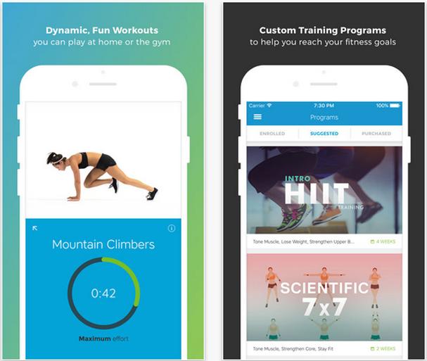Workout Trainer (Foto: Divulgação)