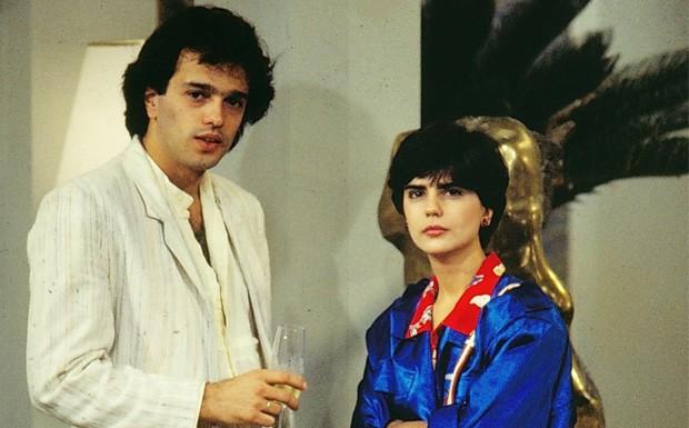 Tito (Jayme Periard) e Babi (Mayara Magri) (Foto: CEDOC/ TV Globo)