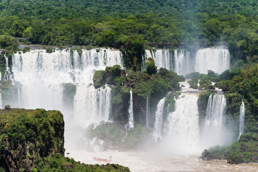 Cataratas do Iguau (Foto: Christoph Herbold)