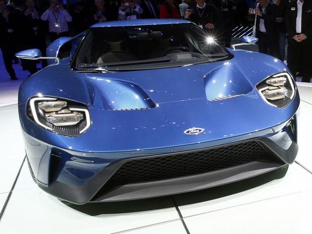 Ford GT terá 600 cavalos de potência (Foto: Reuters)