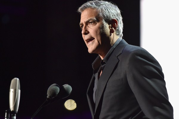O ator George Clooney (Foto: Getty Images)