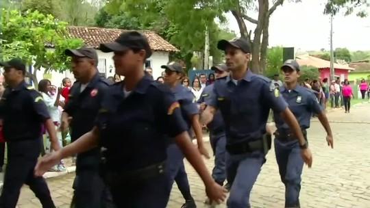 Sebollas, em Paraíba do Sul, RJ, tem dia de homenagens a Tiradentes