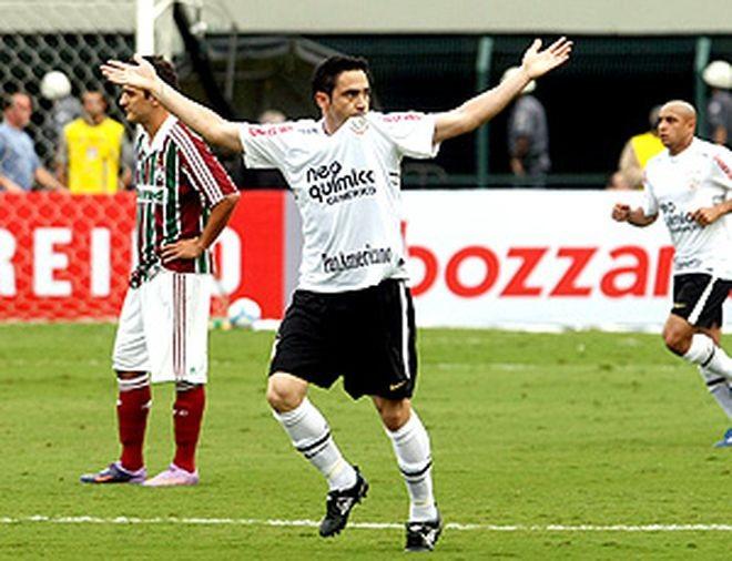 Corinthians x Fluminense (Foto: (Foto: Reprodução: Globoesporte.com))