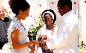 Final: Isabel e Zé Maria se casam em uma linda cerimônia no Morro da Providência