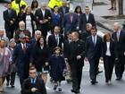 Boston marca um ano de atentado à maratona
