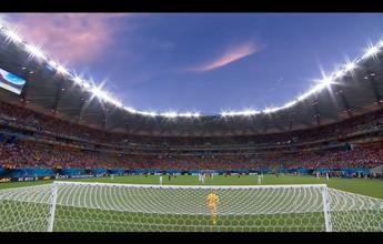 Torcedor que assistiu jogo da Copa em pé na Arena AM receberá R$ 10 mil