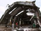Jarinu completa 30 horas sem energia elétrica após temporal destruir cidade