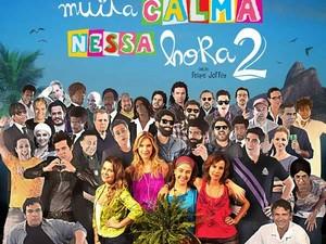 Muita Calma Nessa Hora 2 (Foto: Divulgação)