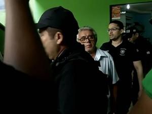 Vereador Odilon Rocha (Foto: Reprodução/ TV Liberal)