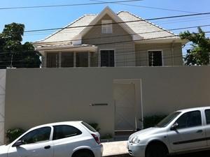 Casa onde ocorreu crime em Perdizes, na Zona Oeste (Foto: Arquivo/Kleber Tomaz/G1)