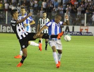 Thiago Salles Tupi-MG Paysandu Série B (Foto: Fernando Torres/Paysandu)