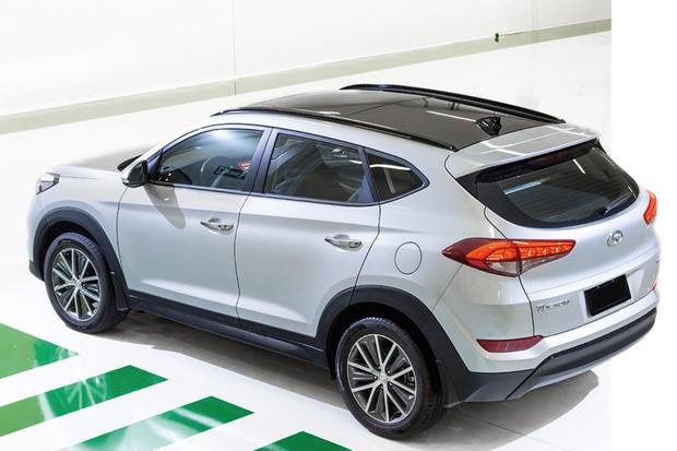 comparativo hyundai new tucson x jeep compass auto