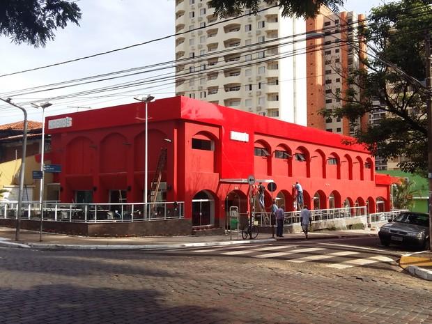 Lanchonete em Ribeirão Preto volta às atividades após incêndio (Foto: Assessoria de imprensa/Divulgação)