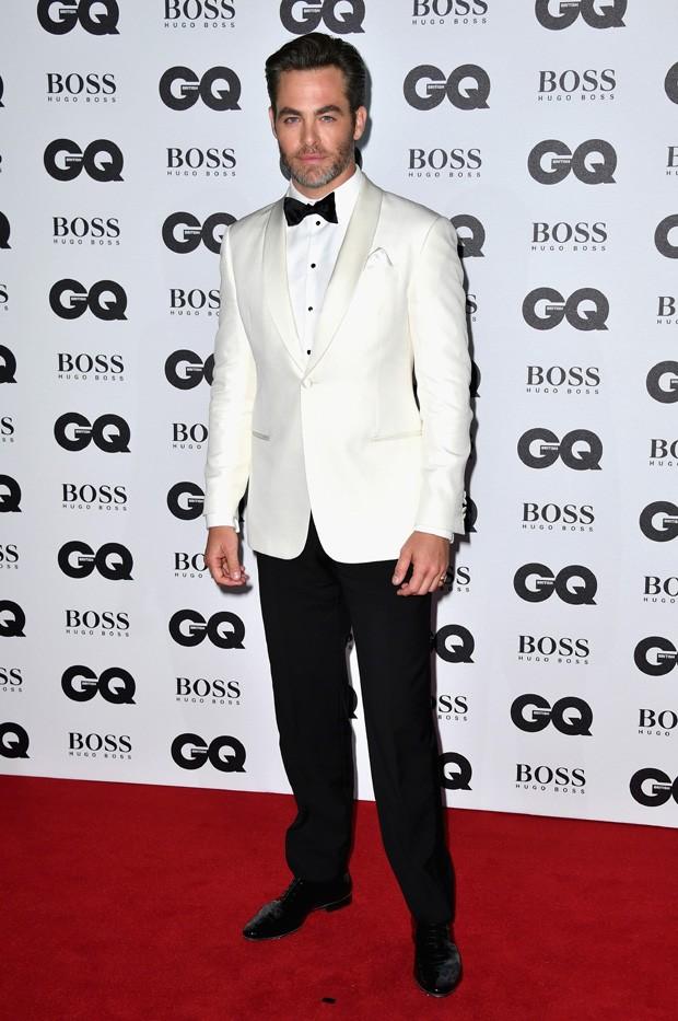 Chris Pine (Foto: Gareth Cattermole/Getty Images)