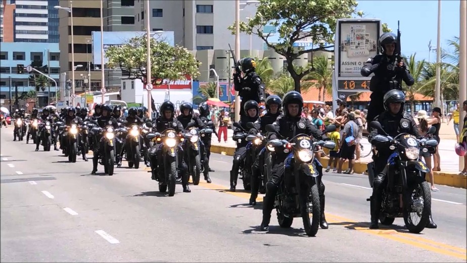 Governo anuncia ampliação do BPRaio para 13 cidades do Ceará