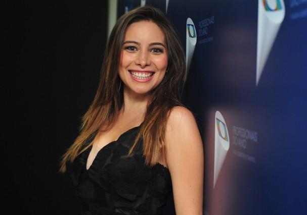 Marcela Monteiro (Foto: Reinaldo Marques/TV Globo)