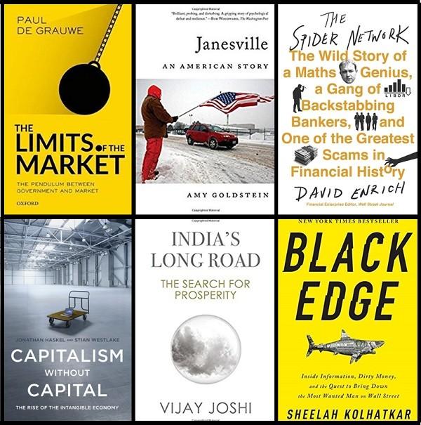 Melhores livros de economia e negócios - Financial Times (Foto: Reprodução internet)