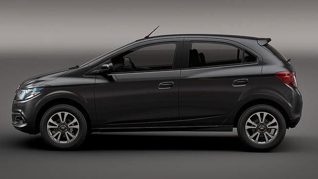 Chevrolet Onix LTZ 2016 (Foto: General Motors)