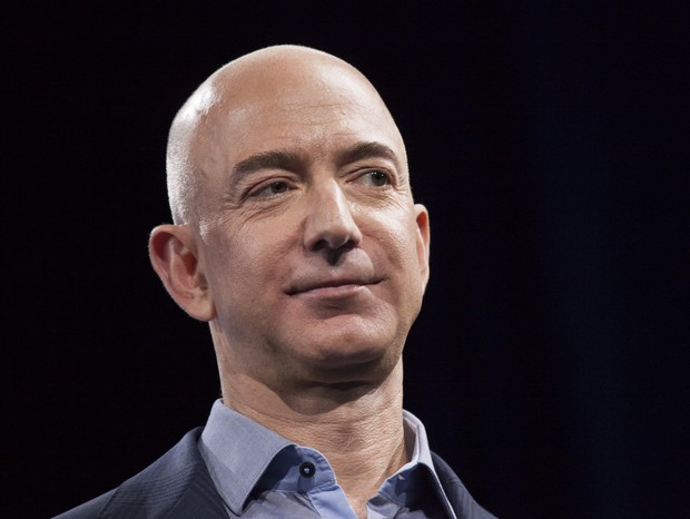 Jeff Bezos, segundo homem mais rico do mundo (Foto: Getty Images/ David Ryder)
