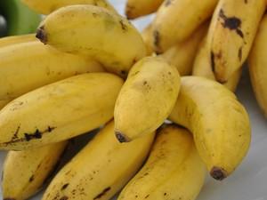 Banana de Rondônia (Foto: Renata Silva/Arquivo Pessoal)