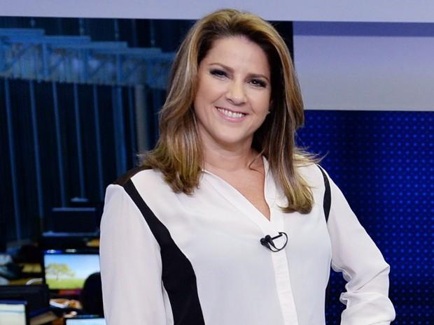 Christiane Pelajo (Foto:  Globo/Zé Paulo Cardeal)