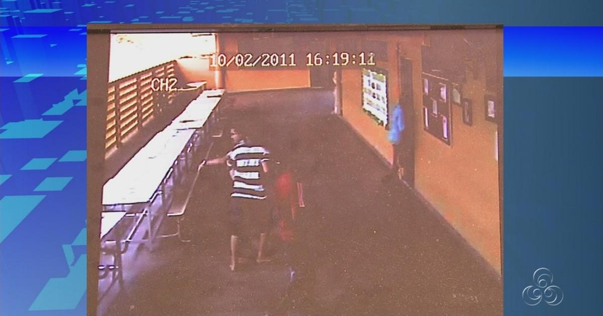 g1 suspeito de render vigias e roubar escola é preso em manaus