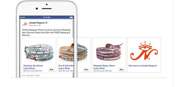 Facebook e Shopify estão em fase beta de testes para botão de compra (Foto: Divulgação/Shopify)