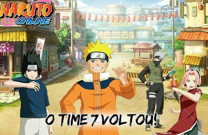Vejas dicas para jogar Naruto Online (Foto: Reprodução / Dario Coutinho)