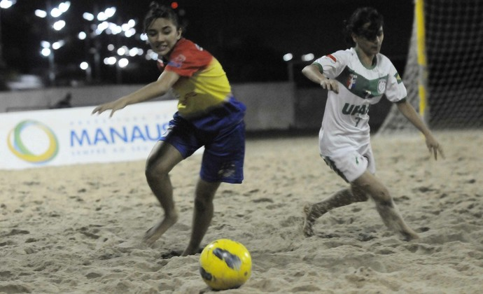 Copa Manaus de Beach Soccer (Foto: Antônio Lima/Semjel)