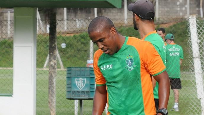 Borges, atacante do América-MG (Foto: Divulgação/ América FC)