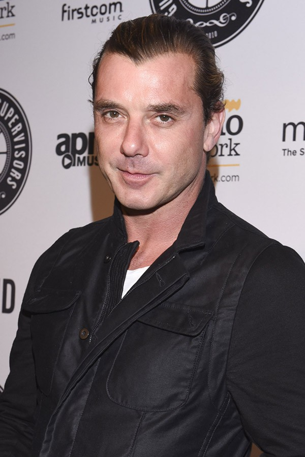 Gavin Rossdale - 30 de outubro (Foto: Getty Images)