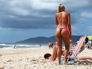 Brasil é primeiro no ranking de cirurgia plástica no bumbum (Foto: Renato S. Cerqueira/Futura Press/Estadão Conteúdo)