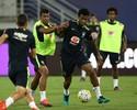 Antes de se apresentarem à Seleção, Gil e Paulinho duelam pelo Chinês