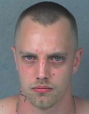 Ao ser assaltada, mulher riu da cara de Phillip Joseph Steinberg pensando que o homem estava brincando (Foto: Divulgação/Hernando County Jail)