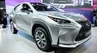 Lexus apresenta rival do Evoque e conceito (Caio Kenji/G1)