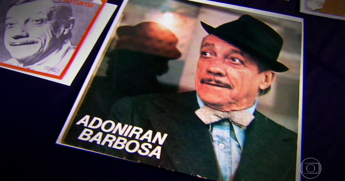 Acervo do sambista Adoniran Barbosa vai parar na Galeria do Rock