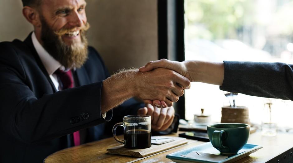 Acordo, emprego, parceria, trabalho, empreendedor (Foto: Pexels)