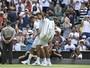 Djokovic estreia com vitória por desistência no torneio de Wimbledon