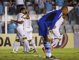 willian josé santos jogo gremio (Foto: Divulgação/Santos FC)