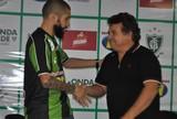 Versátil, Tony exalta força do Coelho e desejo de acesso à elite do Brasileiro
